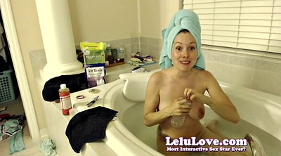 Webcam, Bath, Lelu love