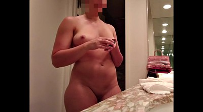 Tit, Hidden cam, Hidden shower, Bathroom voyeur
