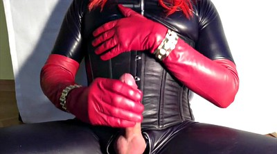 Latex, Latex boots, Crossdressing