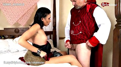 Hood, Granny anal, Anal punishment