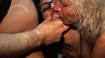 Gangbang creampie, Sandra, Texas, Patty