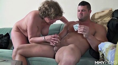 Chubby mature, Tit, Young chubby, Granny german, German granny