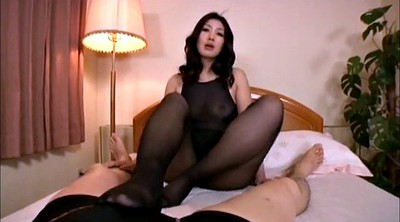 Japanese pantyhose, Japanese bbw, Leotard