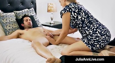 Julia ann, Mother son, Sons, Step son, Sexy mature, Step mother