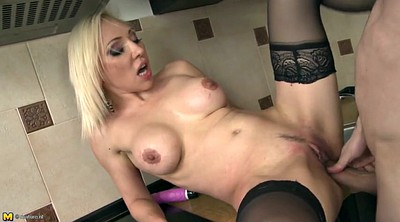 Old mature, Old and young, Old sex, Young son, Cougars, Mature son