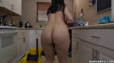 Big booty solo, Maid, Kitchen, Ass shake, Pakistani, Nadia