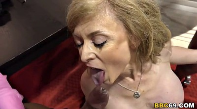 Nina hartley, Gangbang gay
