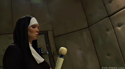 Group fuck, Nuns, Group anal, Gagged