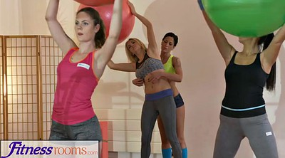 Gym, Fit, Lesbian sport, Fitness room