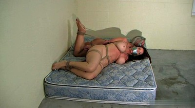 Hogtied, Two girls