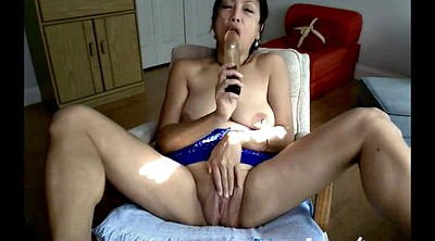 Asian granny, Asian webcam, Fucking granny, Mature webcam, Asian dildo