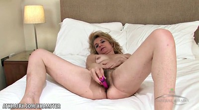 Mature hairy, Clothed sex