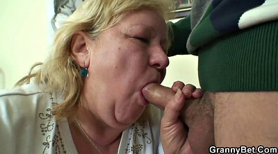 Boy, Plump, Mature milf, Milf and boy