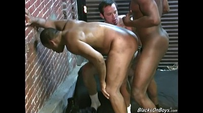 Worker, Gay cock, Black man, Cleaning, Big ass gay, Ass cleaning