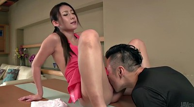 Japanese housewife, Japanese orgasm, Naughty japanese, Licking pussy