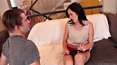 Foot lick, Party milf, Stepmom foot, Dad son, Foot party