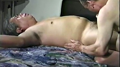 Handjob, Old man, Man, Asian granny, Old japanese, Japanese old