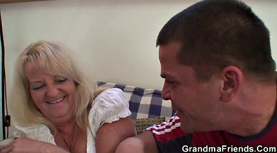 Old guy, Granny group, Two old, Milf group, Old threesome, Guy granny