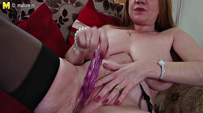 British mom, British mature