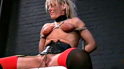 Tie, Leather, Tied, Electro