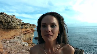Natalie, Close up anal, Beach sex