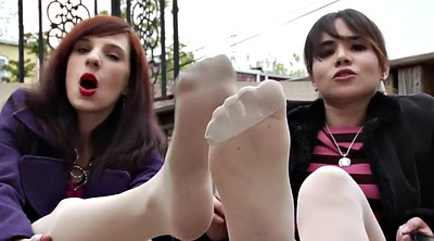 Pantyhose lesbian, Lesbian pantyhose, Pantyhose feet, Pantyhose lesbians, Smell, Smell foot