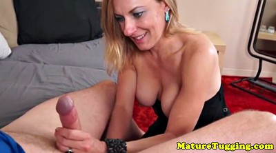 Bigtits, Madison, Jerk, Milf masturbation, Mature pov
