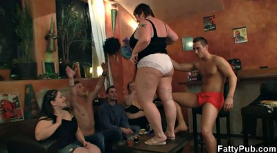 Pub, Bbw huge, Bbw group