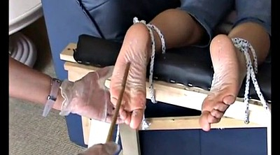 Extreme, Mature foot, Needle, Extreme bdsm, Mature feet