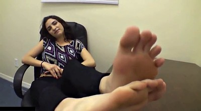 Foot, Office, Office foot, Girl foot, Cute girl, Office feet