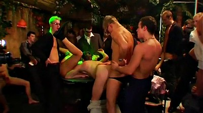 Orgy, Anal party