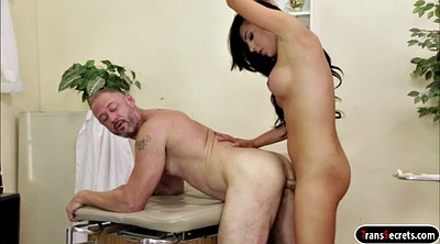 Shemale, Doctor anal, Chanel