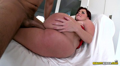 Big cock, Fat ass, Sophie dee, King, Sophie
