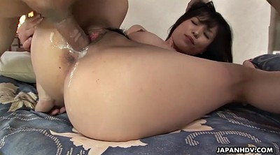 Asian double, Wild, Sitting