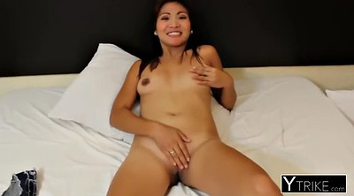 Perfect, Balls, Asian ass, Big balls, Smile, Ass ball