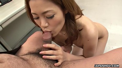 Japanese office, Boss, Yui, Secretary, Japanese dildo, Office sex
