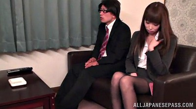 Pantyhose, Reality, Fingering, Asian office
