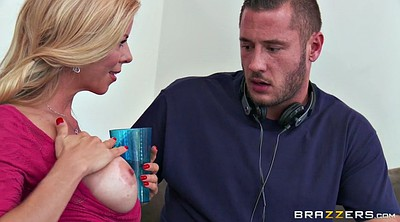 Danny d, Blond, Danny, Mountain, Mom seduce