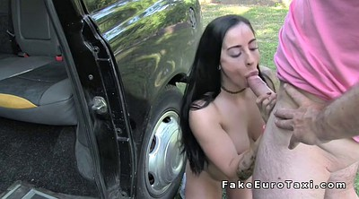 Fake taxi, Ass to mouth