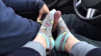 Socks, Foot job