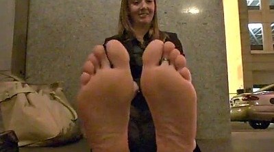 Mature foot, Mature feet