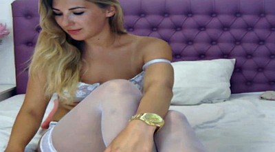 Foot, Stockings, White stockings, White stocking