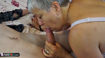 Young and old, Seducing, Bbw old, Bbw granny