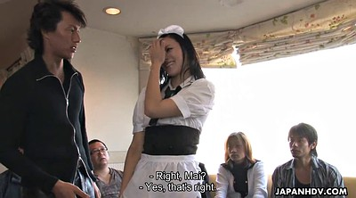 Asian anal, Asian maid, Japanese maid, Japanese uniform, Japanese gangbang, Japanese anal fuck