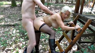 Forest, Stockings, Mature stockings