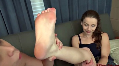 Blackmail, Lesbian sister, Foot lesbian, Blackmailed