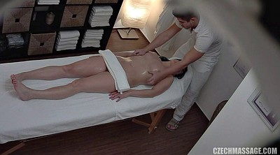 Oiled, Hidden massage