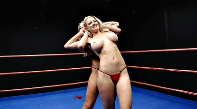 Fight, Wrestling, Topless