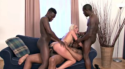 Blacks, Double penetration, Bang