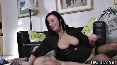 Stocking mature, Cum stocking, Big butt milf